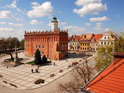 Dlaczego warto jest wybrać hotele w Sandomierzu?